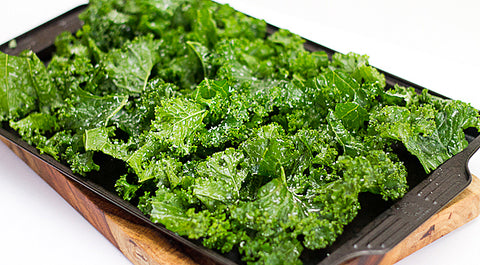 CocoTherapy Crunchy Kale Chips