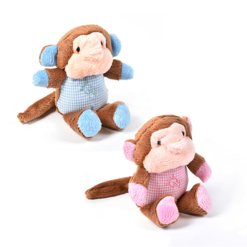 Monkey Safari Baby Pipsqueak Toy