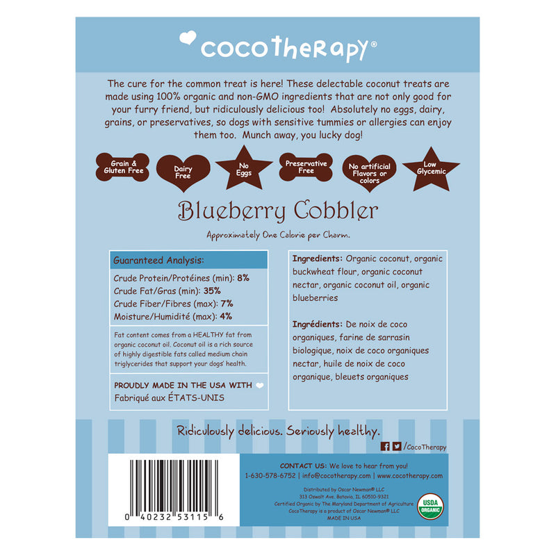 Coco-Charms Training Treats Double Delight