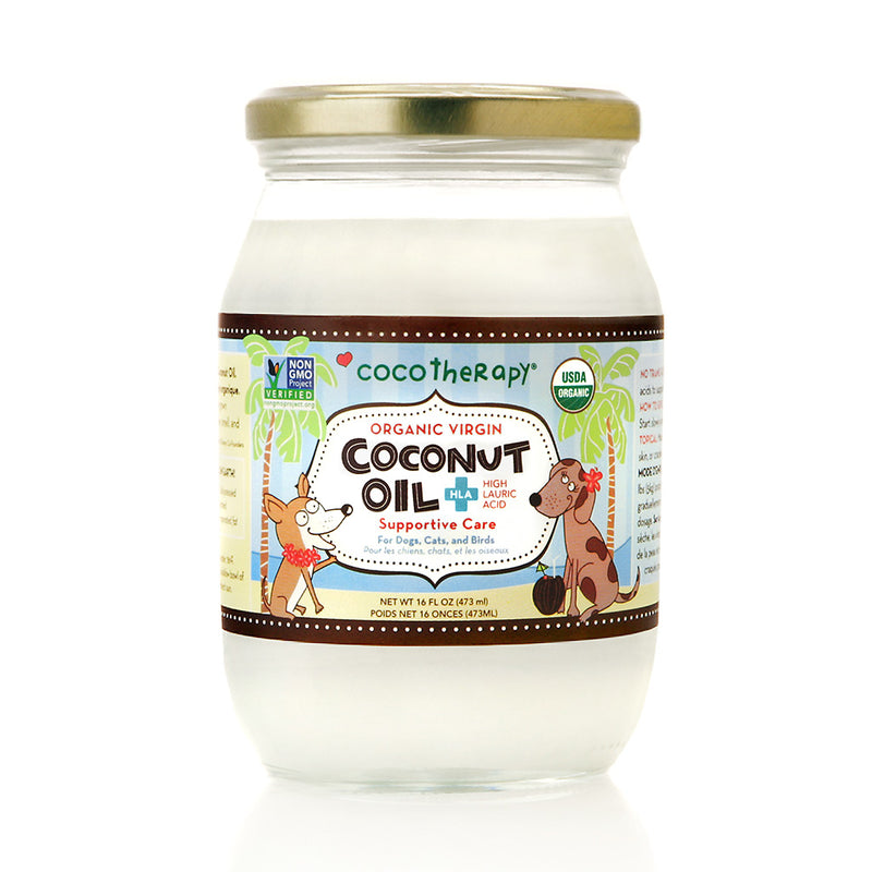 Coconut Oil (16oz)