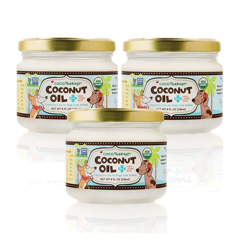 Coconut Oil (8oz)