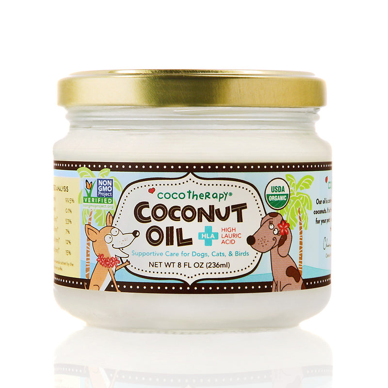 Coconut Chips + Coconut Oil (8oz)