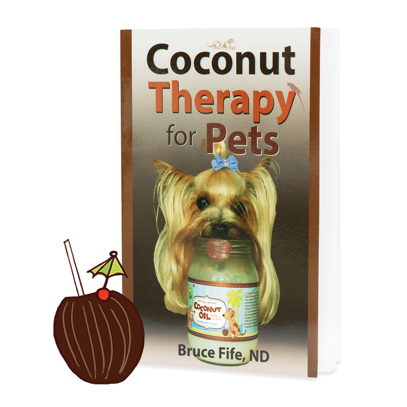 Coconut Therapy for Pets (Paperback)