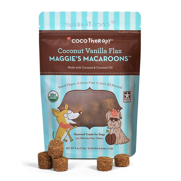 Maggie's Macaroons Triple Treat