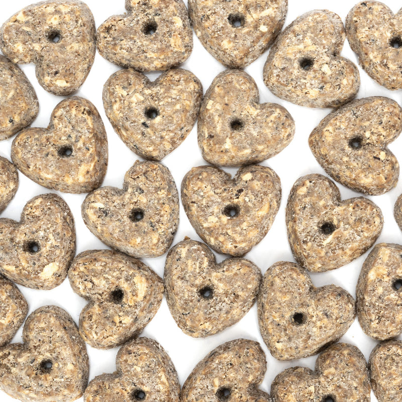 Pure Hearts coconut dog treats | coconut for dogs
