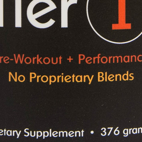 What proprietary blends are and why you should avoid them