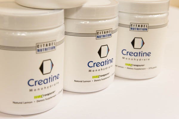citadel nutrition creatine