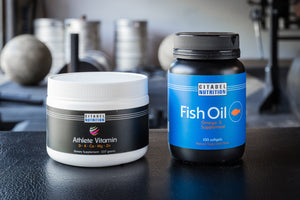 Athlete Vitamin + Fish Oil