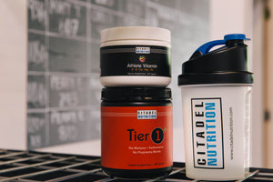 Tier 1 with Athlete Vitamin