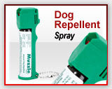 Dog Repellant Spray