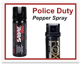 Police Duty Spray