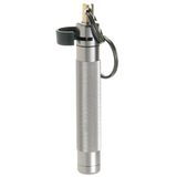 ASP Palm Defender Pepper Spray Baton PEWTER