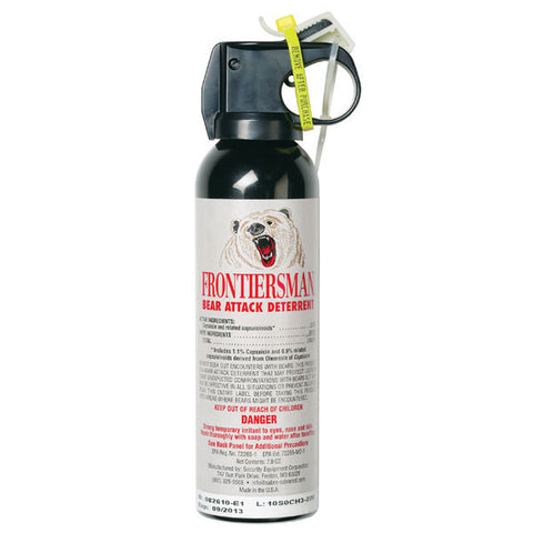 Frontiersman 7.9 oz Bear Spray Repellent