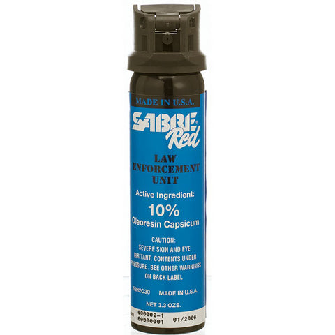SABRE Red MK-4 H2O 3.3 oz Flip Top FOAM