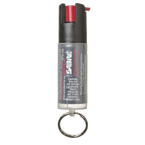 Sabre Key Chain Pepper Spray KR-14