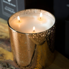 Large 3 Wick Candles