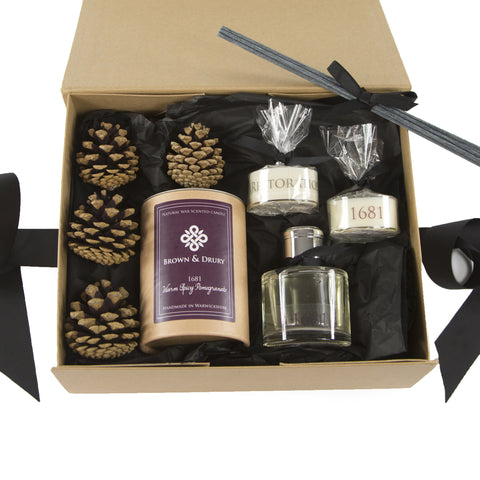 1681 Pomegranate Gift Set