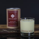 Winter Spice Candle