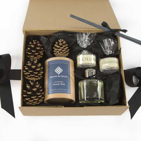 Giardino Herbal Gift Set