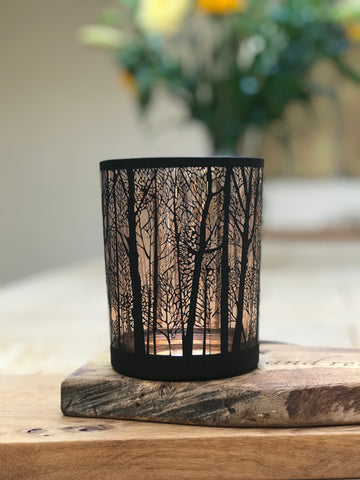 Forest T-light holder