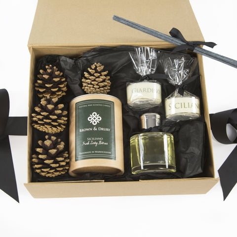 Siciliano Citrus Gift Set