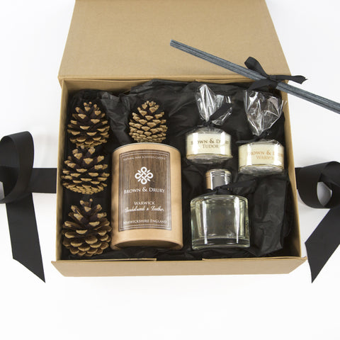 Warwick Sandalwood Gift Set