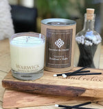 Warwick Sandalwood Candle