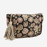 Cosmetic Bag & Hippie Candle Set