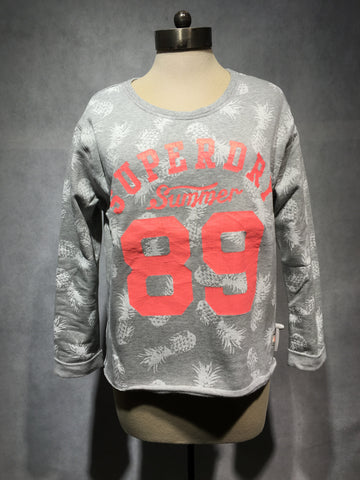 "Superdry Sweatshirt ""PASTEL BEACH CREW"" - 1"