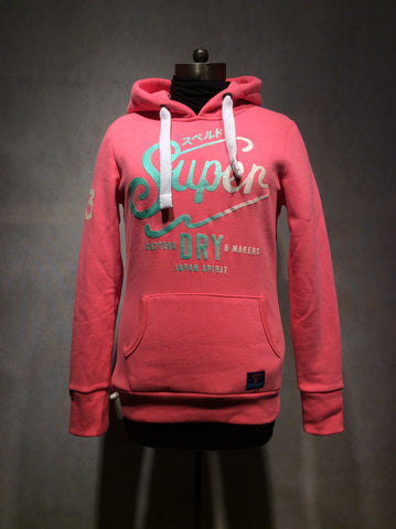 "Superdry Sweatshirt ""CUTTERS HOOD"" - 1"