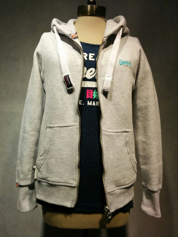 "Superdry Sweatjacke ""ORANGE LABEL PRIMARY ZIPHOOD"""