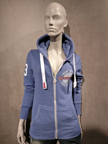 "Superdry Zipjacke ""TRACK & FIELD ZIPHOOD"""