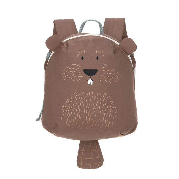 Lassig - 4kids - Tiny Backpack - About Friends Beaver