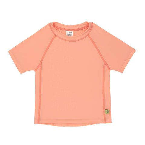 Lassig Swimwear 2019 - Girls - Short Sleeve Rashguard - Light Peach