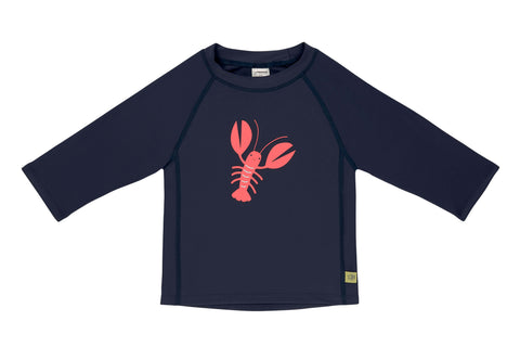 Lassig Swimwear 2019 - Boys - Long Sleeves Rashguard- Lobster