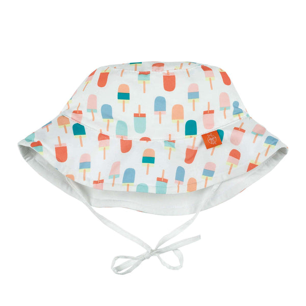 Lassig Swimwear 2018 - Girls - Sun Protection Bucket Hat - Ice Cream