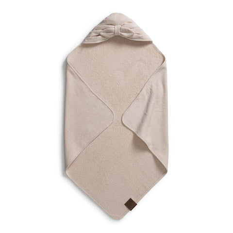 Elodie Details - Hooded Towel - Powder Pink Bow
