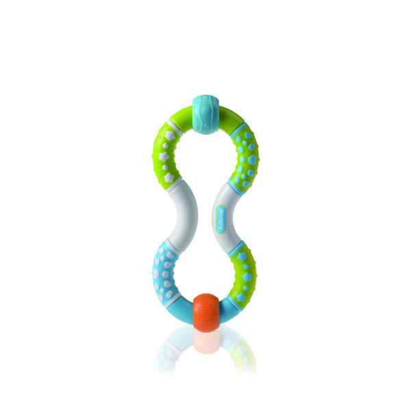 Kidsme - Baby Toys - Twist & Learn Ring Rattle