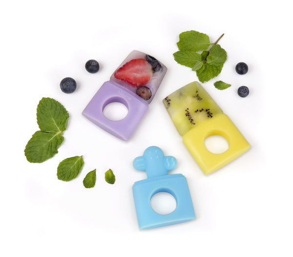 Kidsme - Icy Teether Lime