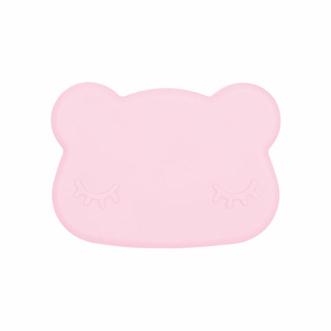 We Might Be Tiny - Bear Snackie - Powder Pink