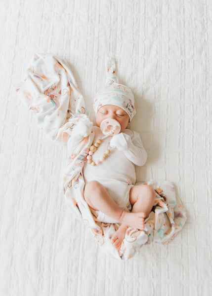 Copper Pearl - Enchanted Swaddle Blanket