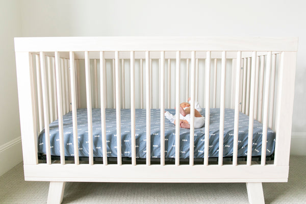 Copper Pearl - North Premium Crib Sheet