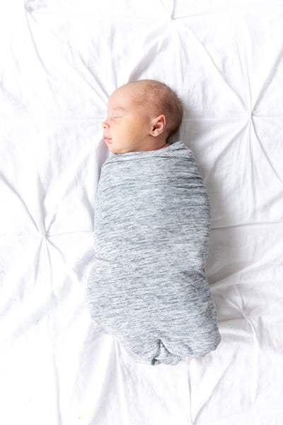 Copper Pearl - Asher Swaddle Blanket