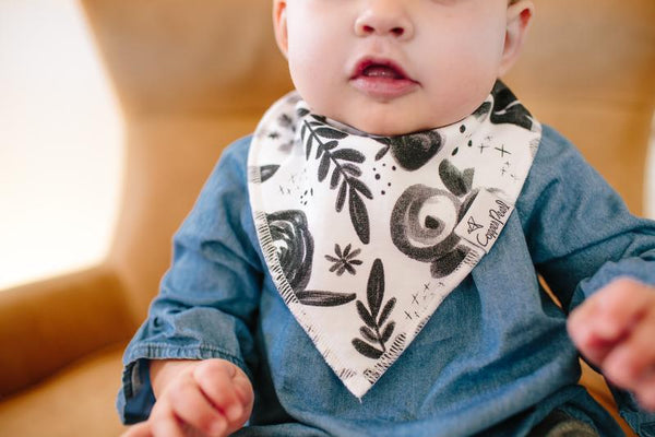 Copper Pearl - Sage Bibs