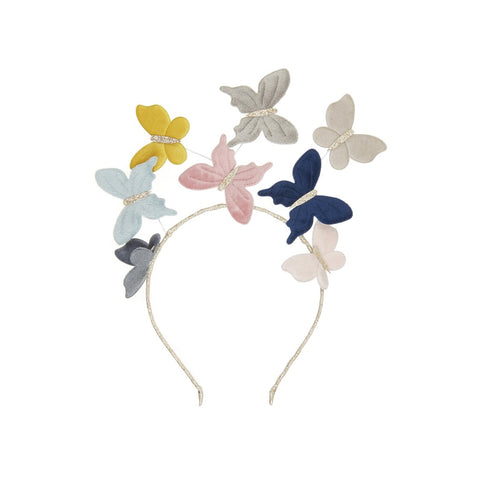 Mimi & Lula - Frida Butterfly Statement Alice Band