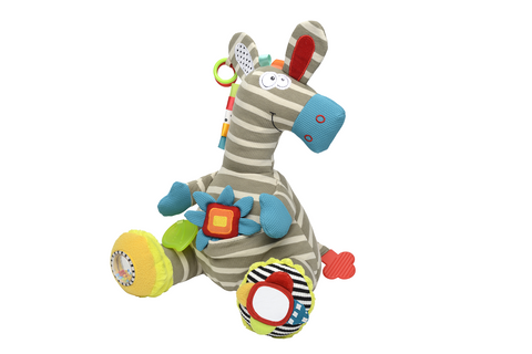 "<span style=""font-size:200%;color:yellow;"">★</span> NEW Dolce - Activity Zebra"