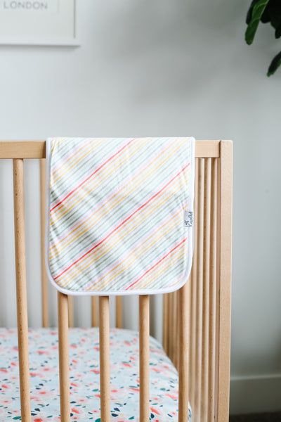 Copper Pearl - Leilani Burp Cloth