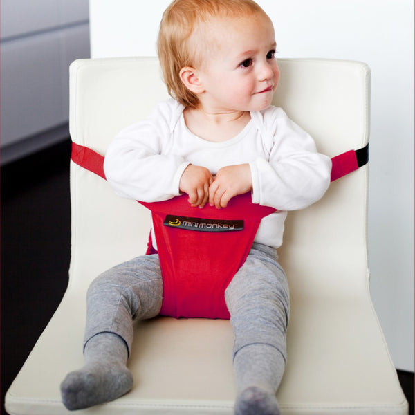 Minimonkey - Mini Chair- Red
