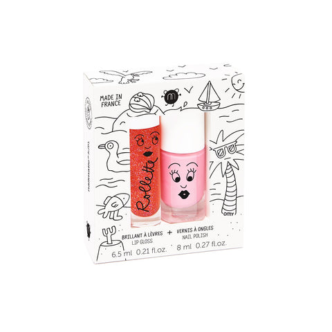 Nailmatic - Holidays - Rollette Nail Polish Duo Set