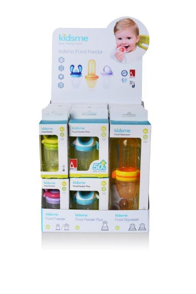 Kidsme - Food Feeder Aquamarine